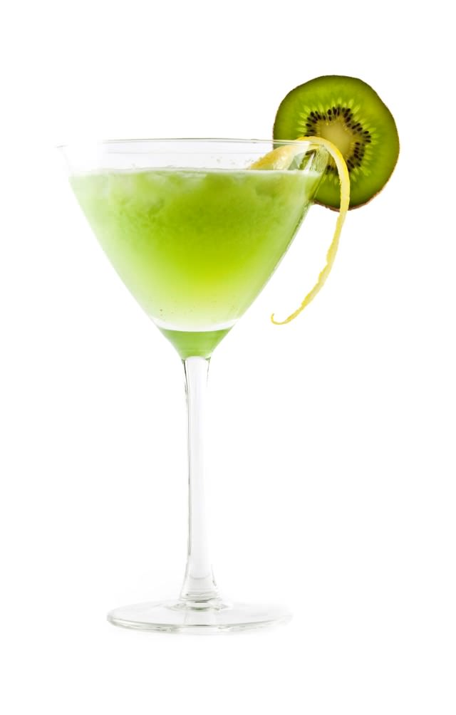 Kiwi martini cocktail recipes easy cocktails for Cocktail kiwi vodka